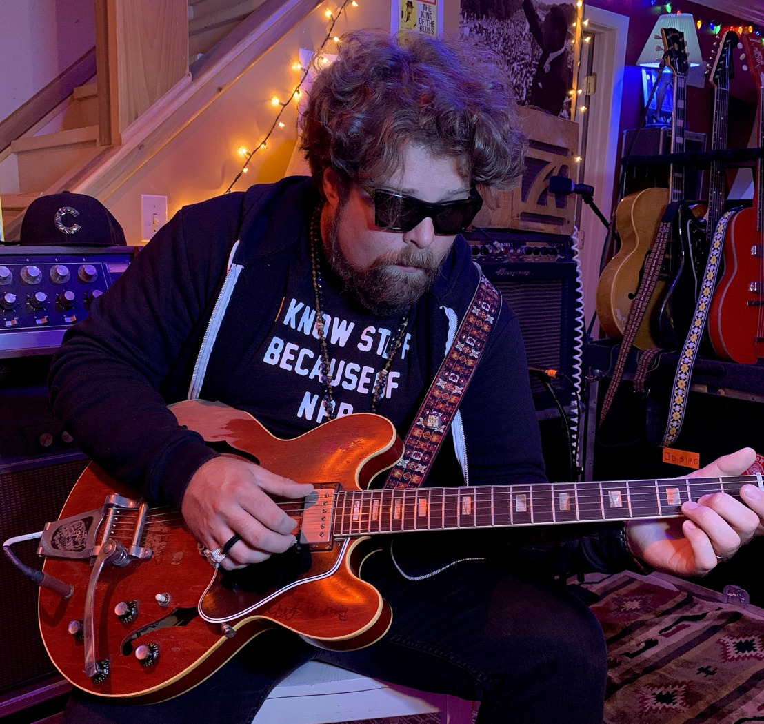 Sweetwater Studios Announces Recording Workshop with Psychedelic Blues-Rocker JD Simo