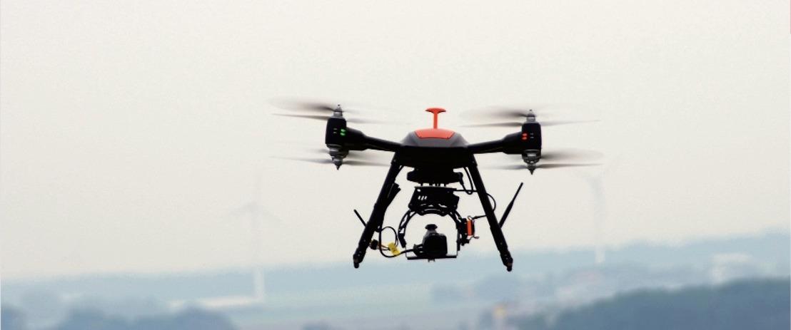 G4S Fire & Safety zet drones in bij veiligheidsinspecties van windturbines, opslagtanks en andere hoge constructies