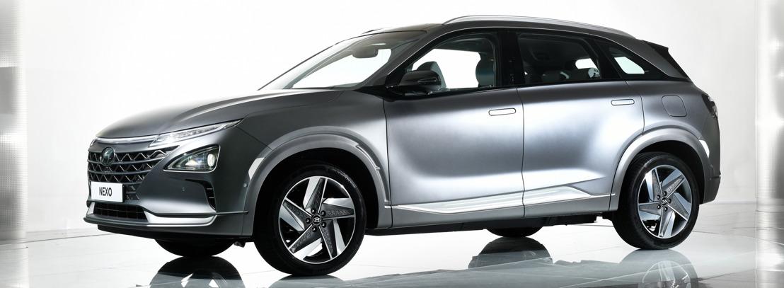 Ohne Emissionen: 20 Jahre Hyundai Brennstoffzellentechnologie