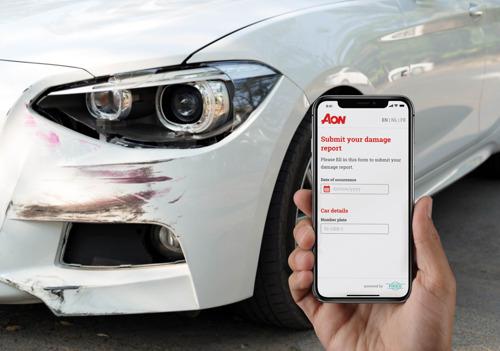 Aon en Fixico lanceren een innovatieve digitale oplossing voor autoschadeherstel voor de Belgische fleetmarkt