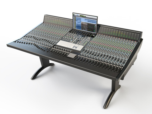 Solid State Logic ORIGIN Mixing Console Now Shipping Worldwide