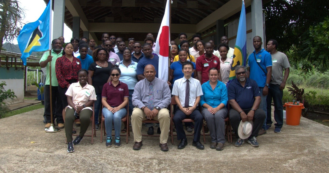 Climate Smart Agriculture: Farmers and Stakeholders trained in ICTs