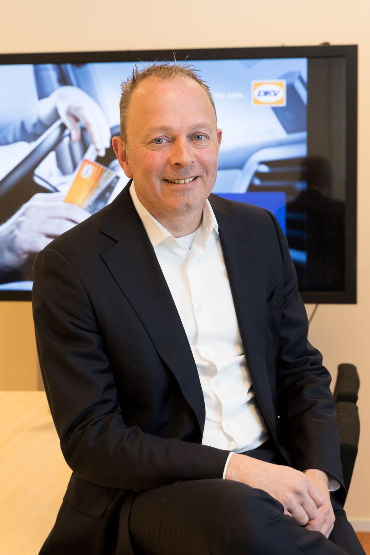 Gertjan Breij, DKV Euro Service