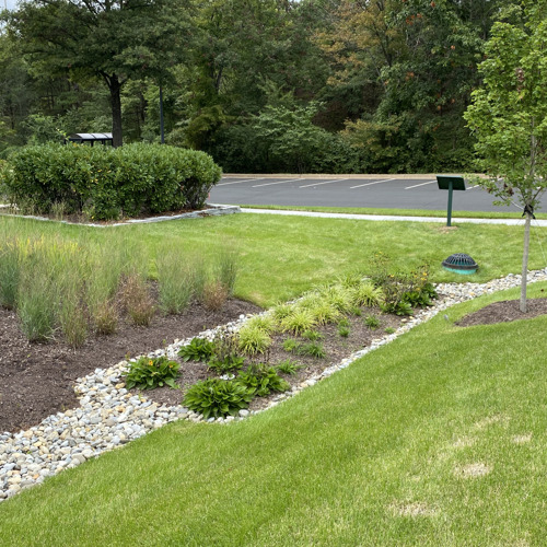 Cumberland County Soil & Water Conservation District named first Urban Green Infrastructure Challenge winner