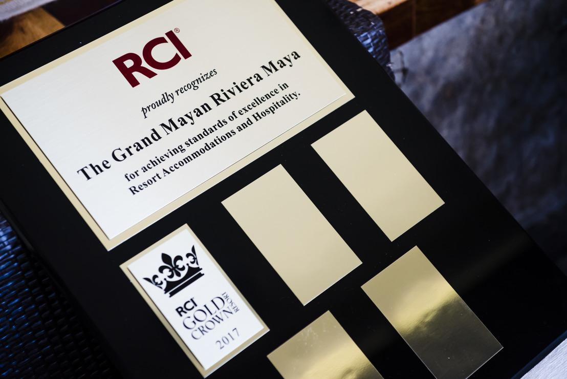 RCI reconoció a Grupo Vidanta, como uno de los desarrollos que ofrecen experiencias vacacionales excepcionales