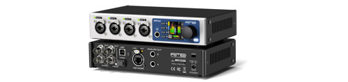 RME Debuts Three New Audio Networking Products at NAMM 2020