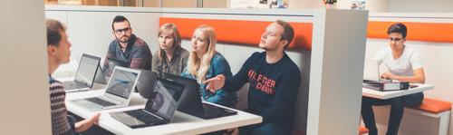 Odisee Campus Aalst start het academiejaar met 12 % meer nieuwe studenten