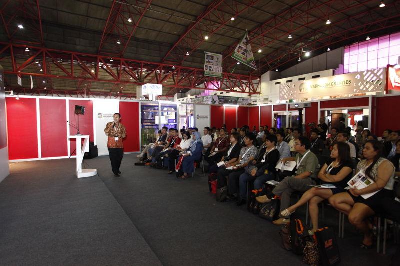 Workshop Konstruski Indonesia and The Big 5 Construct Indonesia 2016