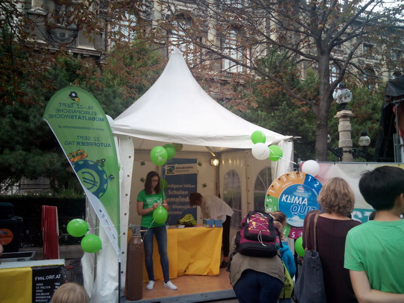 2016 EMW Example AUT Vienna Streetlife 2 ©Climate Alliance