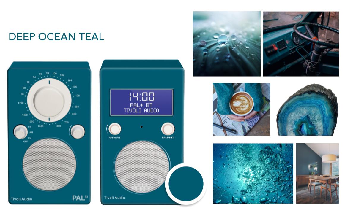 Ultramoderne Tivoli Audio informiert: Limitierte Auflage mit neuen Farben für GH-53