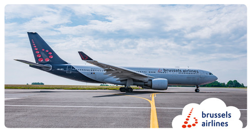 Brussels Airlines rajeunit sa flotte long-courrier A330