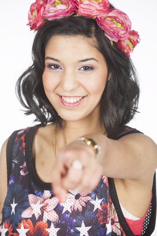 (2014) Sarah Mouhamou - (c)VRT
