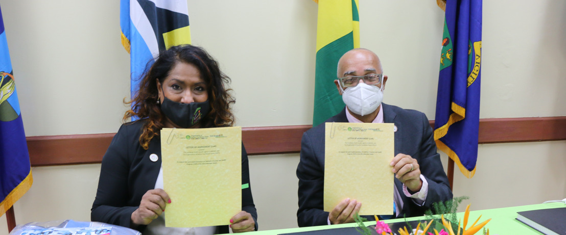CARPHA and the OECS collaborate for Healthier, Safer Tourism