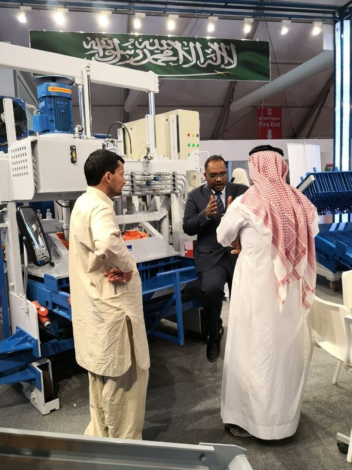 Exhibitor at The Big 5 Saudi 2018