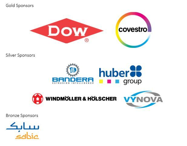 EuPC & Unionplast thank the sponsors: