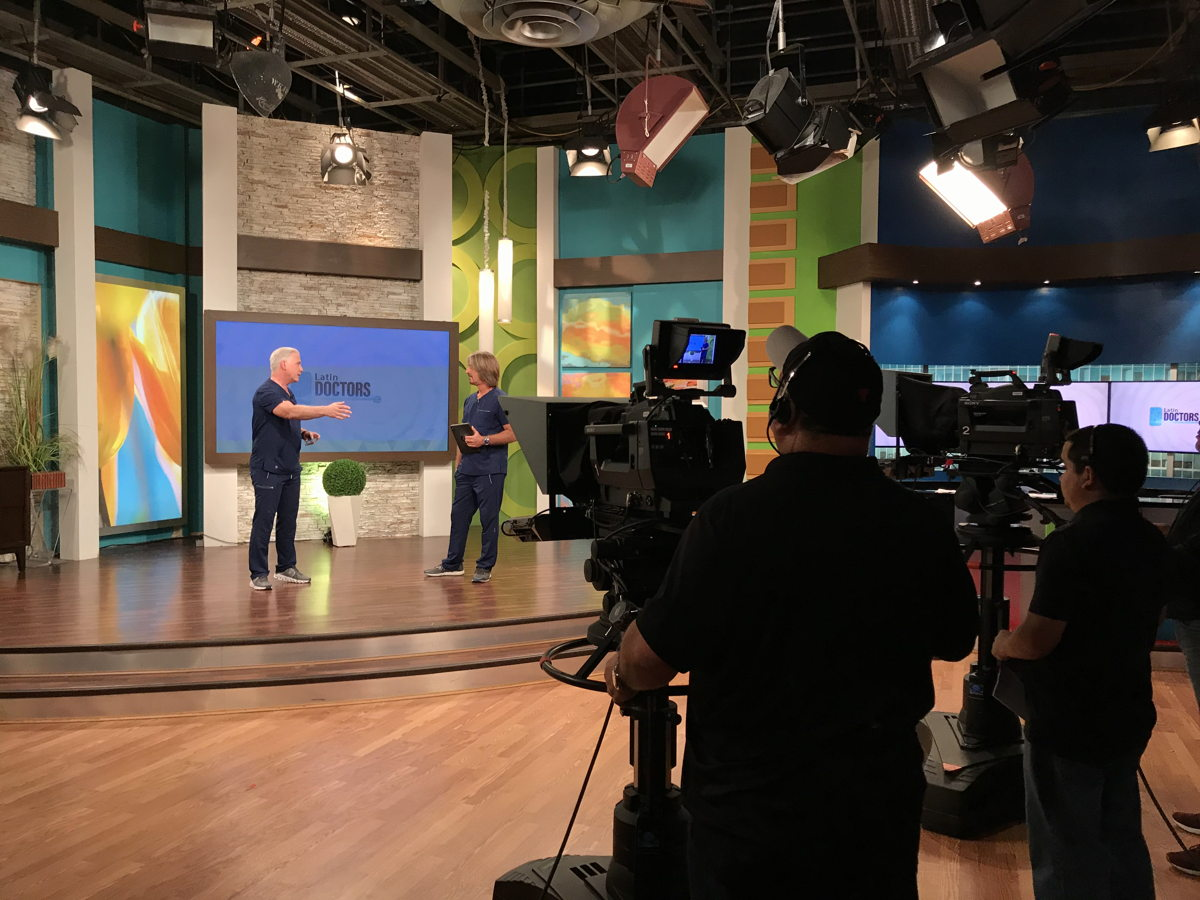 WKAQ, the largest and longest-running TV station in Puerto Rico, has installed a Sennheiser Digital 6000 wireless microphone system and facility-wide networked antenna installation