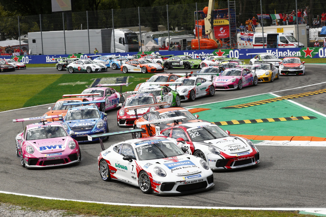 Porsche Mobil 1 Supercup, 2020 season preview