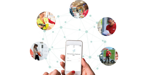 New activity report shows how bpost Group embraces innovation and takes control of its future
