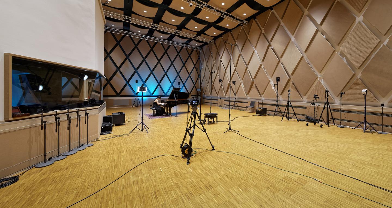 NEUMANN MONITORS FOR IMMERSIVE AUDIO AT TESSMAR STUDIOS / HANNOVER