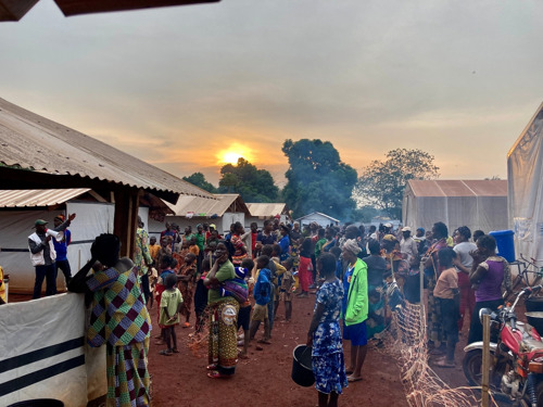 Central African Republic: MSF teams ramp up support as violence escalates