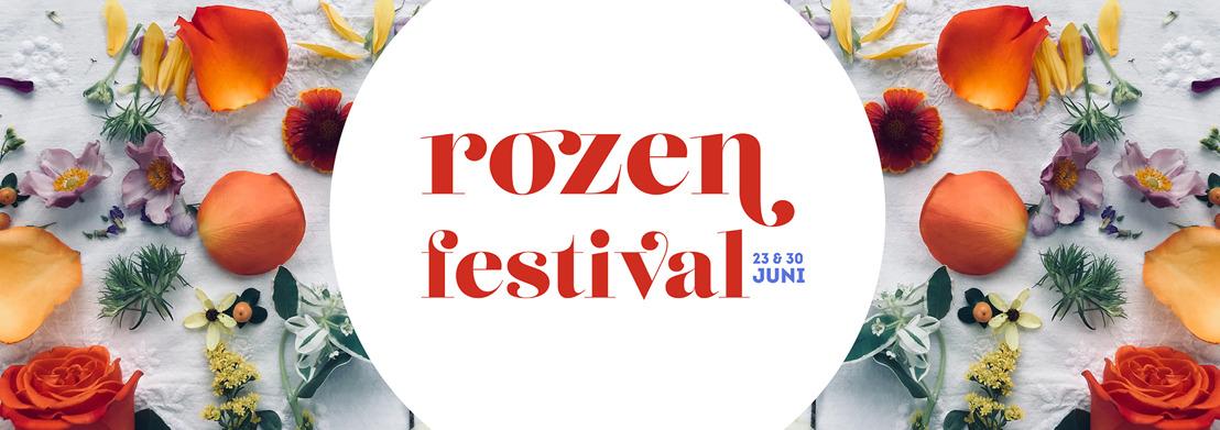 Rozenfestival ontluikt eind juni in Rozentuin Coloma