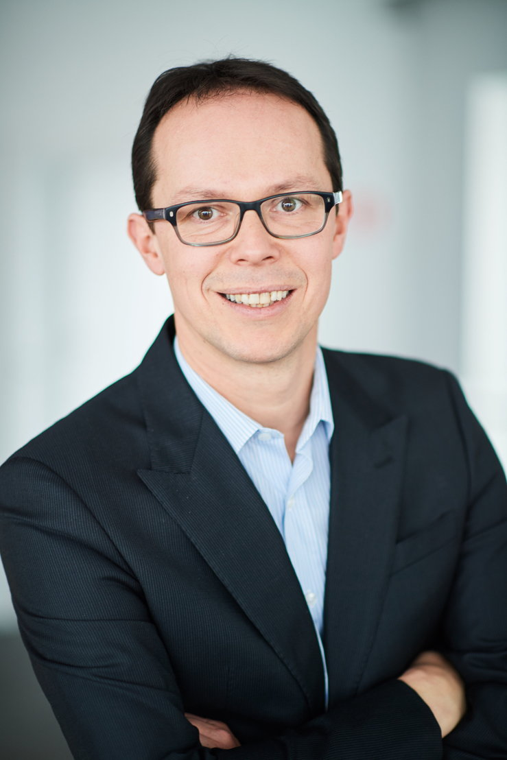 Bruno Dierickx, directeur Marketing & Commercial