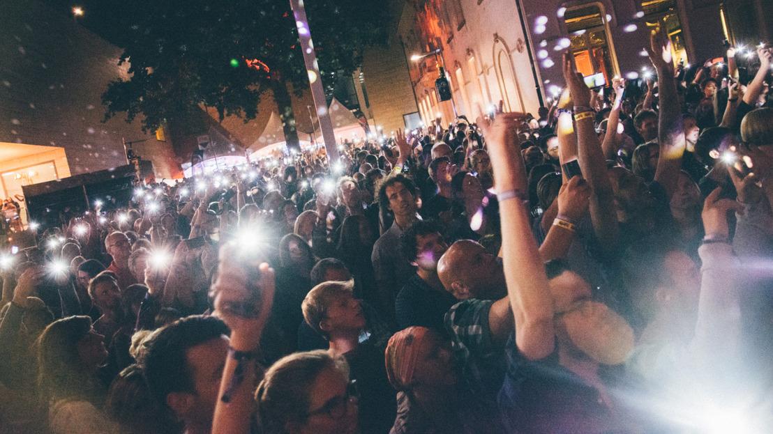 6.843 bezoekers voor M-idzomer in Leuven