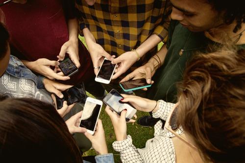 Ruim een kwart meer sms'jes verstuurd door einde ramadan