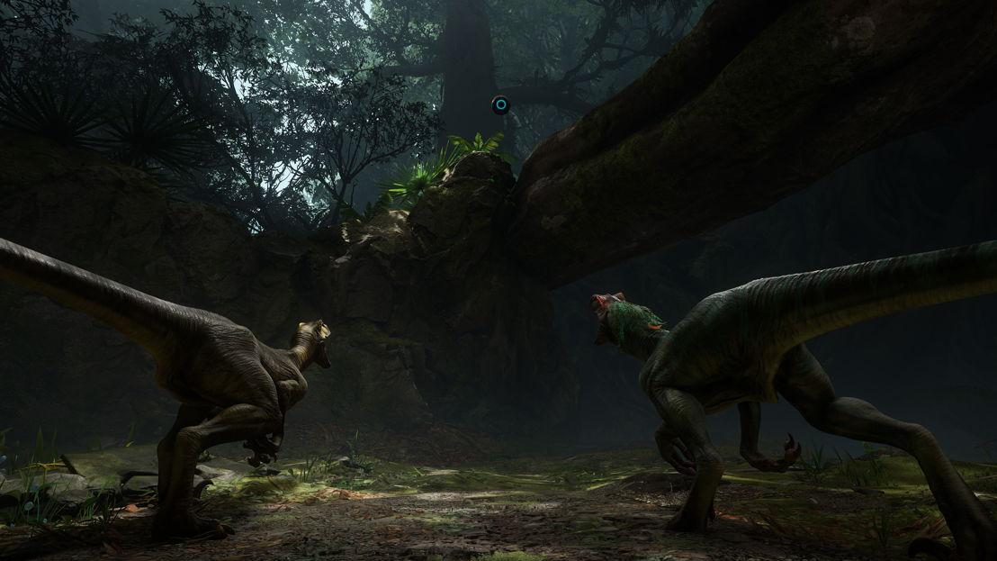 Robinson: The Journey - Raptors