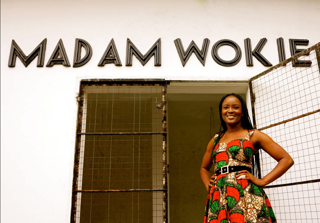 Fashpack: Freetown - Mary-Ann, Madam Wokie