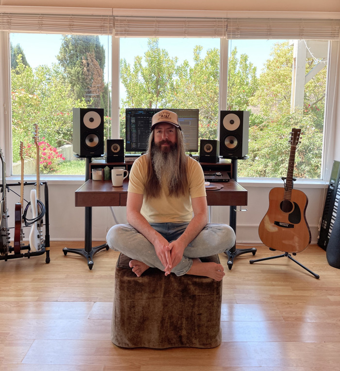 Damien Lewis Competes with the Top-40 from Home with Amphion One18s and Amp700