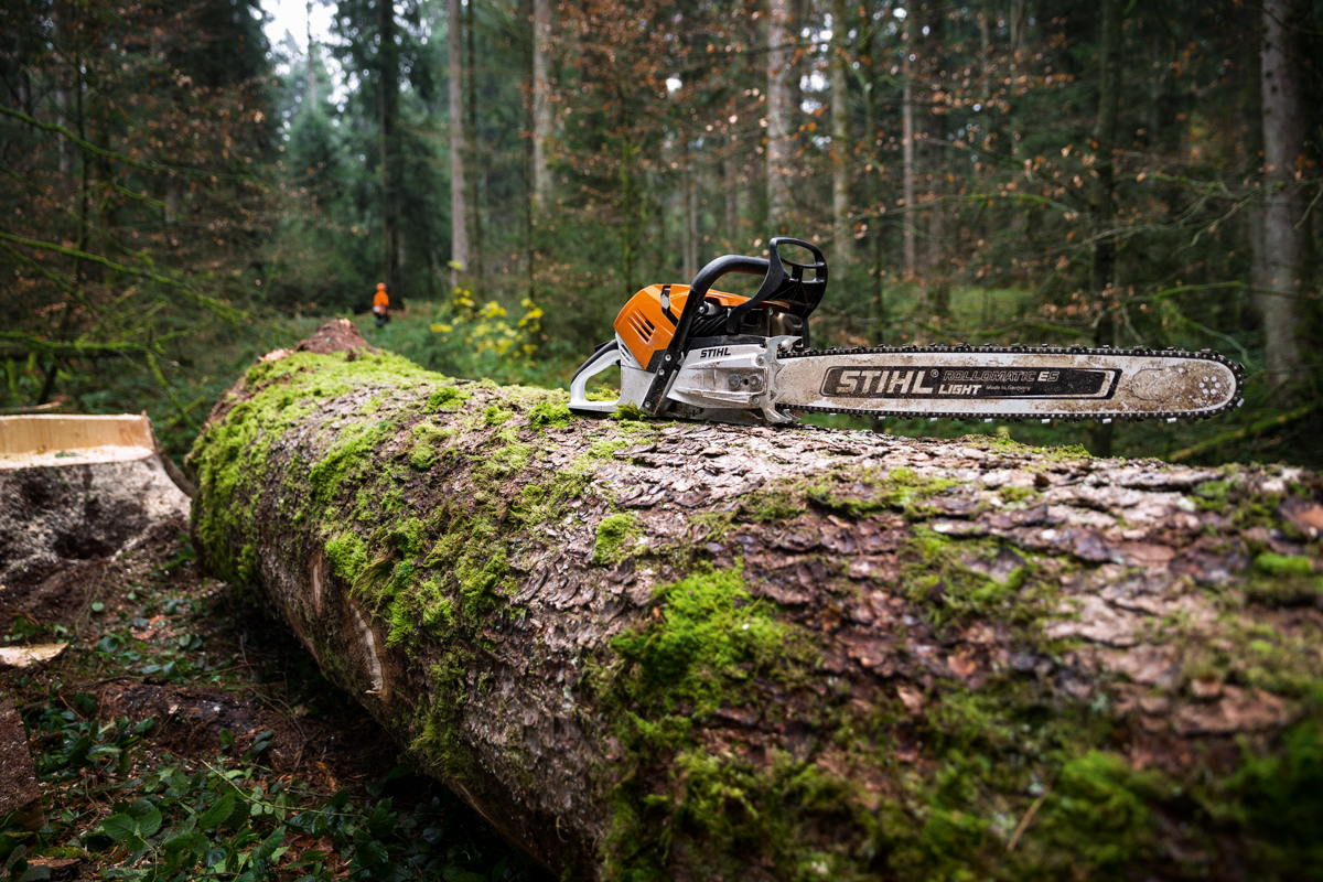 STIHL MS 500i kettingzaag