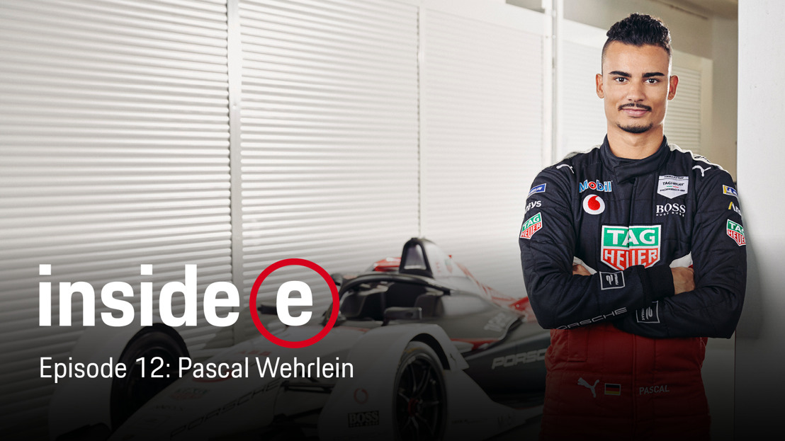"""Inside E"" podcast: The new works driver in the TAG Heuer Porsche Formula E Team"