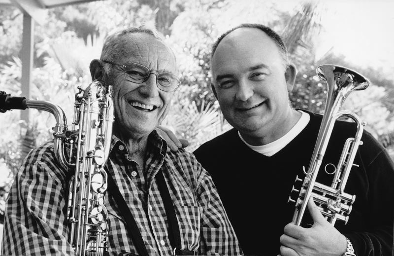 Don Burrows and James Morrison