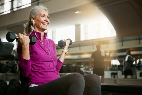 强筋骨,延寿命:新乳清原料可减缓因年龄增长造成的肌肉衰老