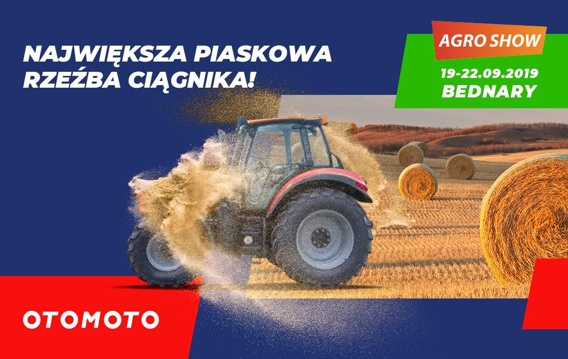 Odwiedź nas na Agro Show
