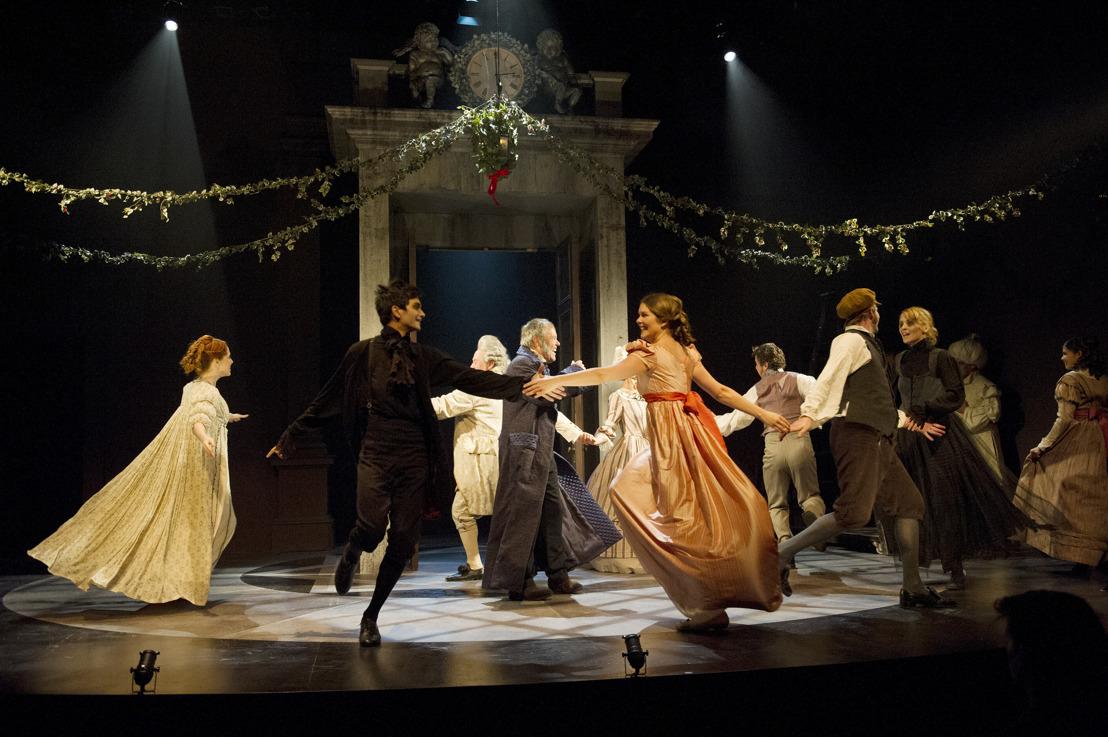 A Christmas Carol starts December 1