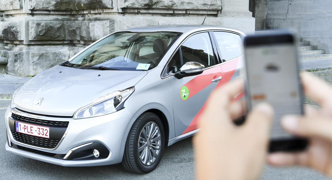 Voice en Zipcar, een samenwerking die op wieltjes loopt !