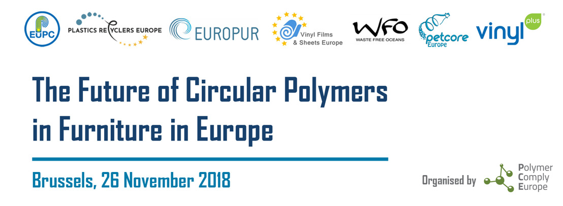 Draft Programme Published - Circular Polymers in Furniture