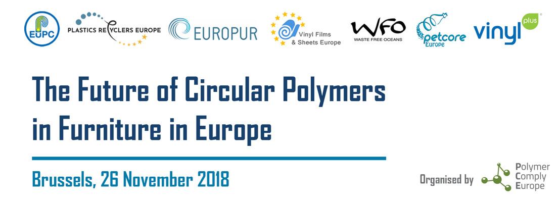 Speakers Confirmed - Circular Polymers in Furniture