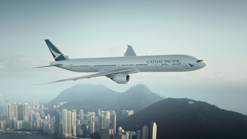 Cathay Pacific releases combined traffic figures for October 2016