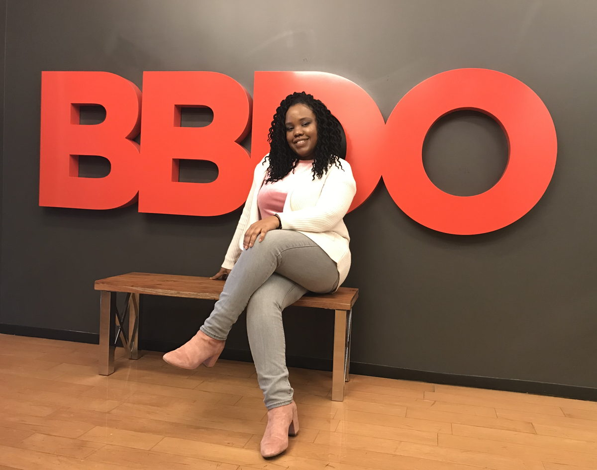 Naadiya at BBDO, Atlanta