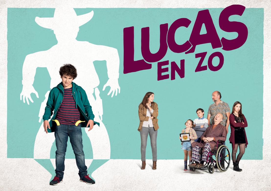 Lucas en zo - (c) VRT / Ketnet