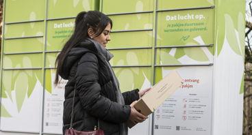 Lidl équipe 15 magasins de distributeurs de colis dernière génération