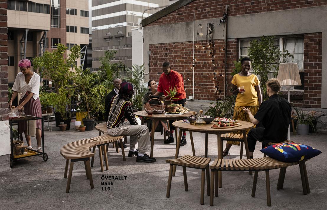 IKEA en Afrikaans designcollectief verleggen grenzen met ÖVERALLT