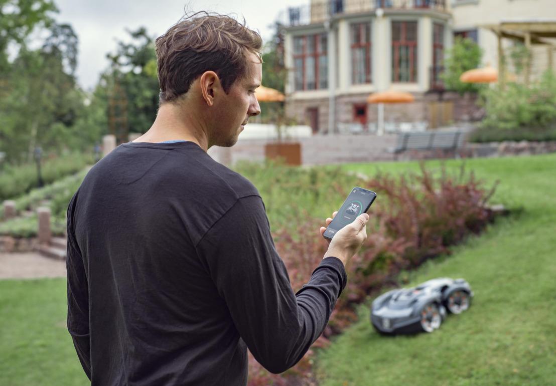 Contrôlez les robots tondeuses Husqvarna avec IFTTT grâce à l'application Automower® Connect