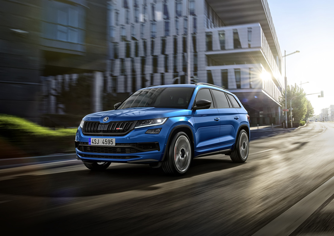 ŠKODA with 939,100 deliveries from January to September 2018
