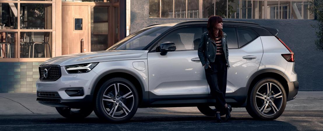 FamousGrey solliciteert voor een Volvo XC40
