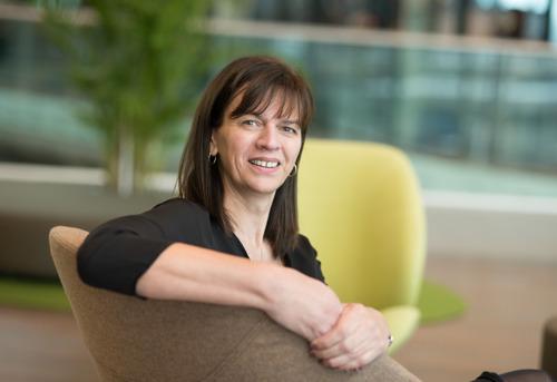 Ilse Van Belle nieuwe directeur HR en communicatie bij Fluvius