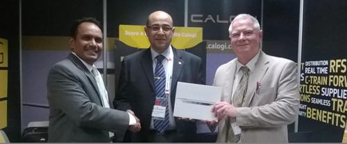 Calogi discusses e-freight challenges at the World Cargo Symposium